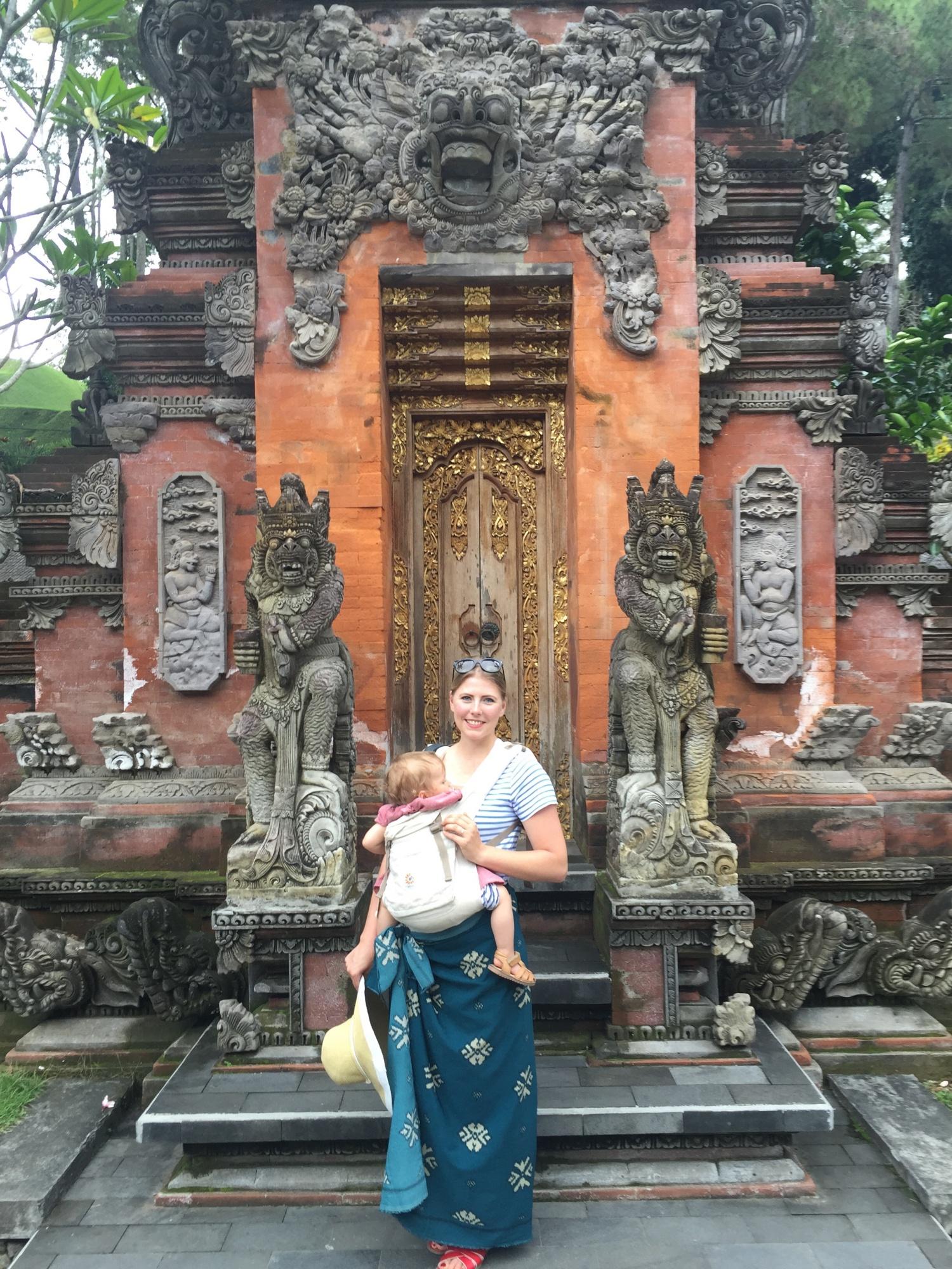 Bali, Pura Tirta Empul Tempel,