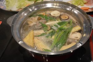 Food Diary Hot Pot