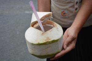 Food Diary Fresh Coconut