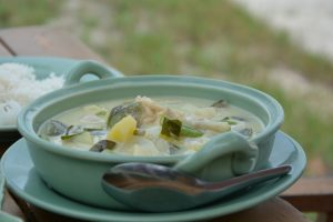 Food Diary Thailand Green Curry
