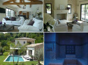 Ferienhaus Frankreich mit Pool