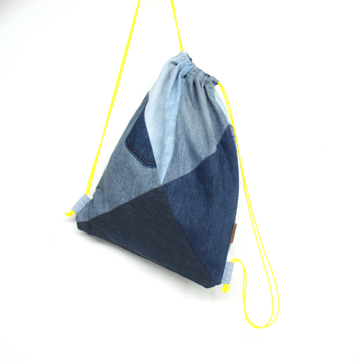 Handmade aus Jeans