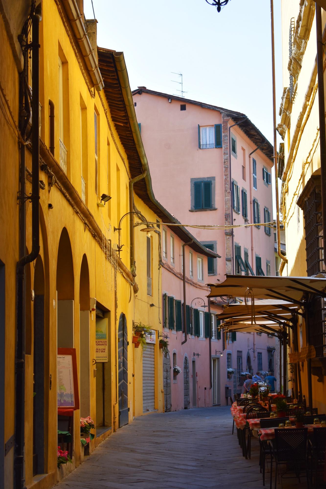 Toskana, Reisen mit Kind, Familie Urlaub, Italien