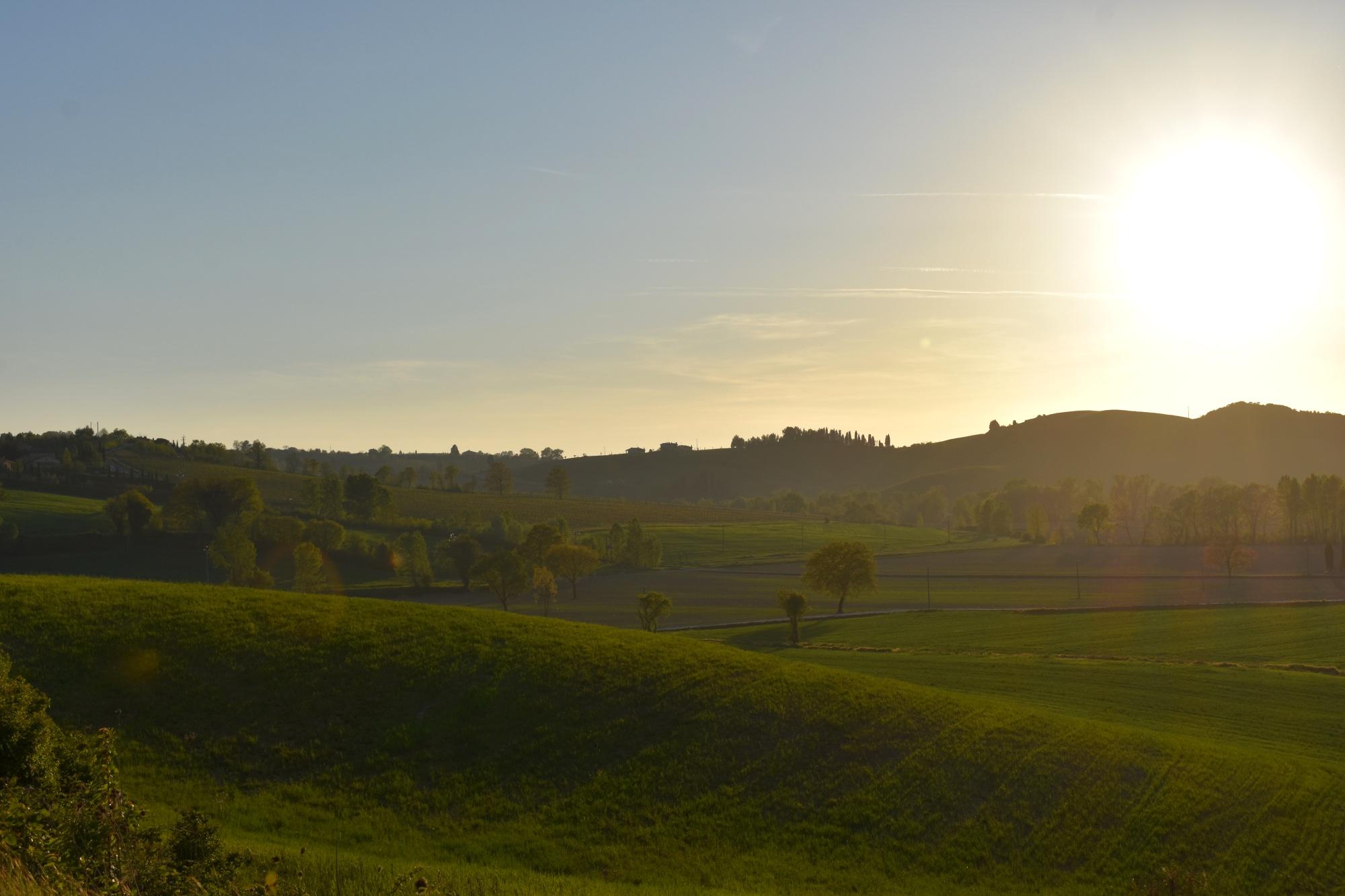 Reise Toskana