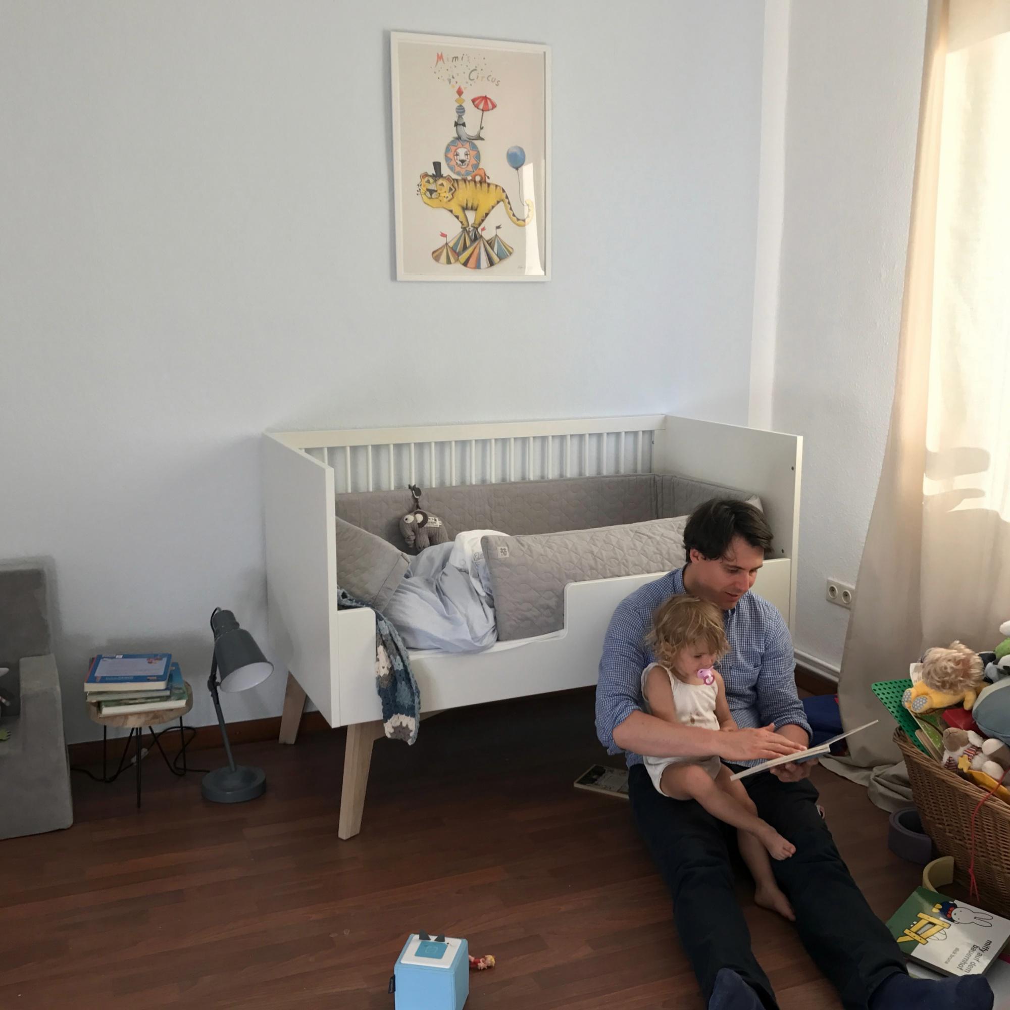 Kidsmill, Abendritual Kleinkind, Kinderzimmer
