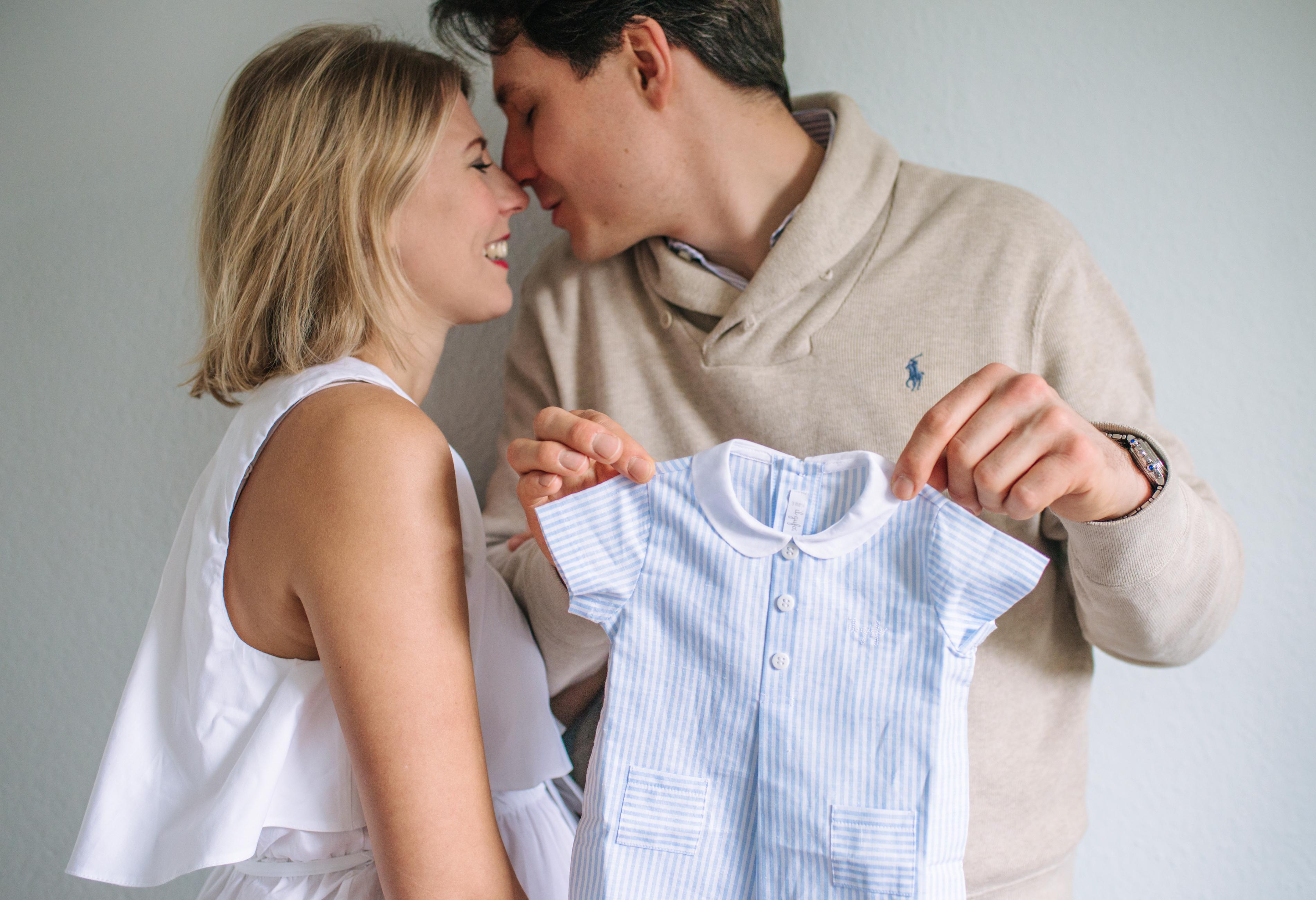 Schwangerschaft, Liebe, Baby, It's a boy