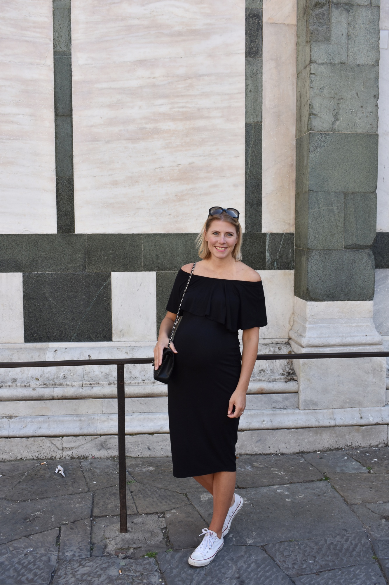 Style the Bump, Schwangerschaft Blog,