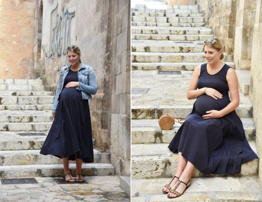 Schwanger Outfit, Outfit, Style the Bump