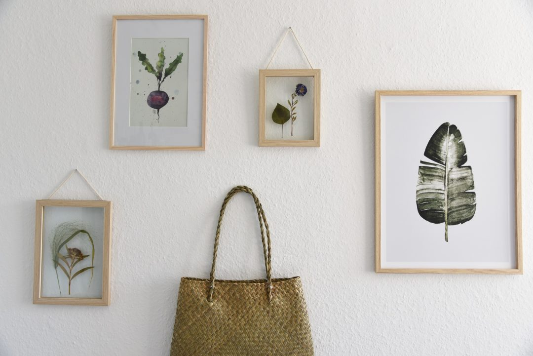 DIY Idee Blumen pressen, DIY,