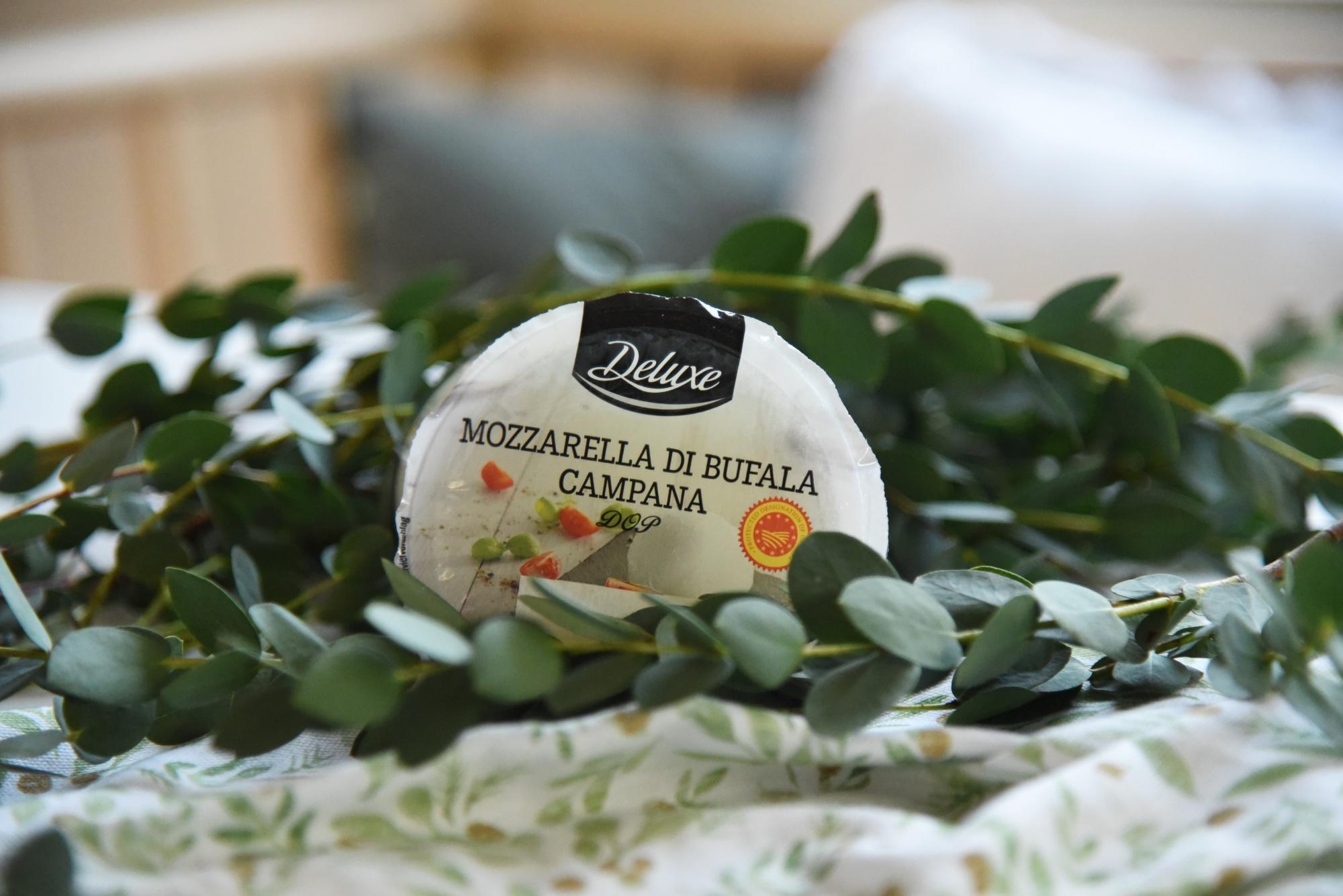Rezept Büffelmozzarella
