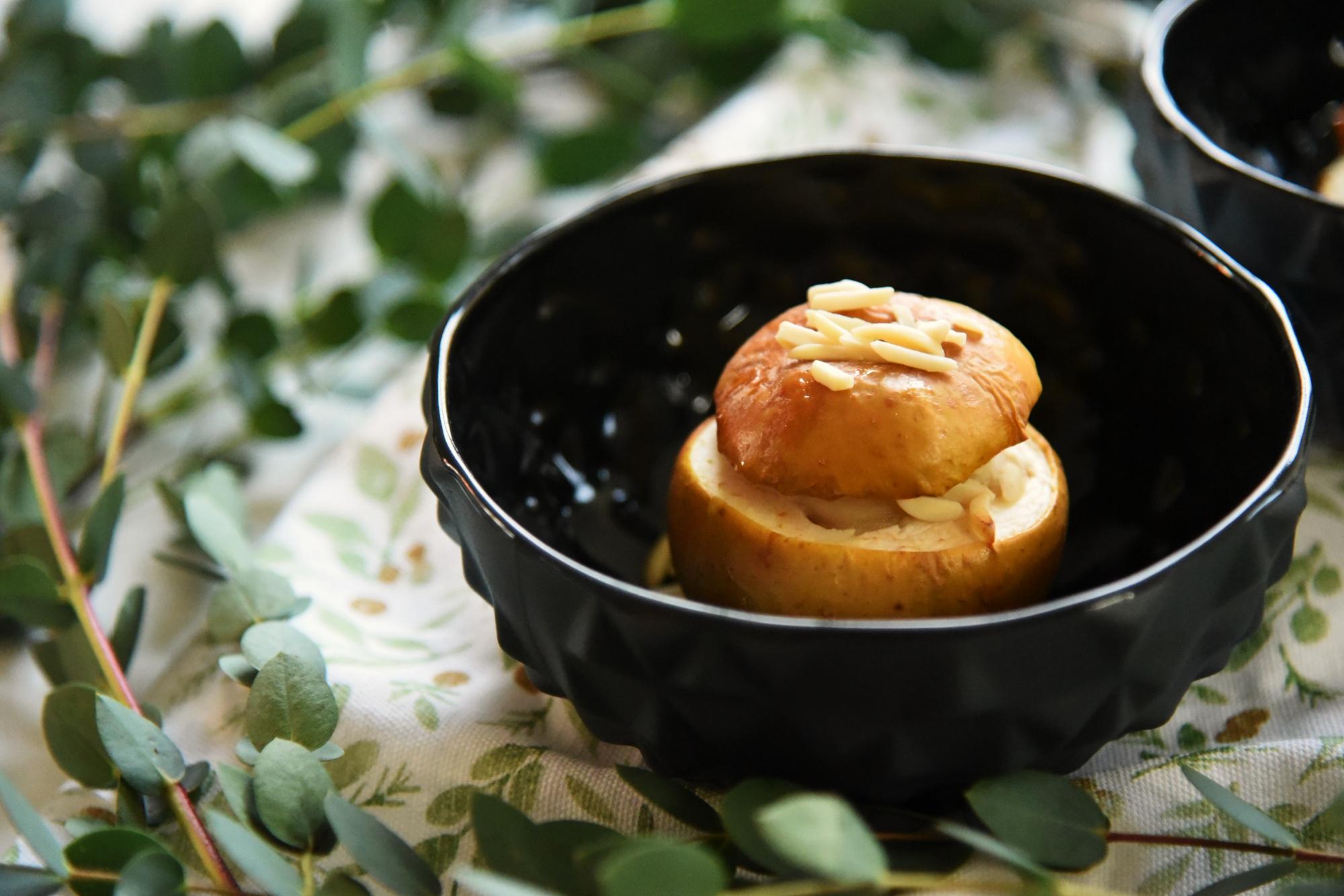 Einfaches Bratapfelrezept