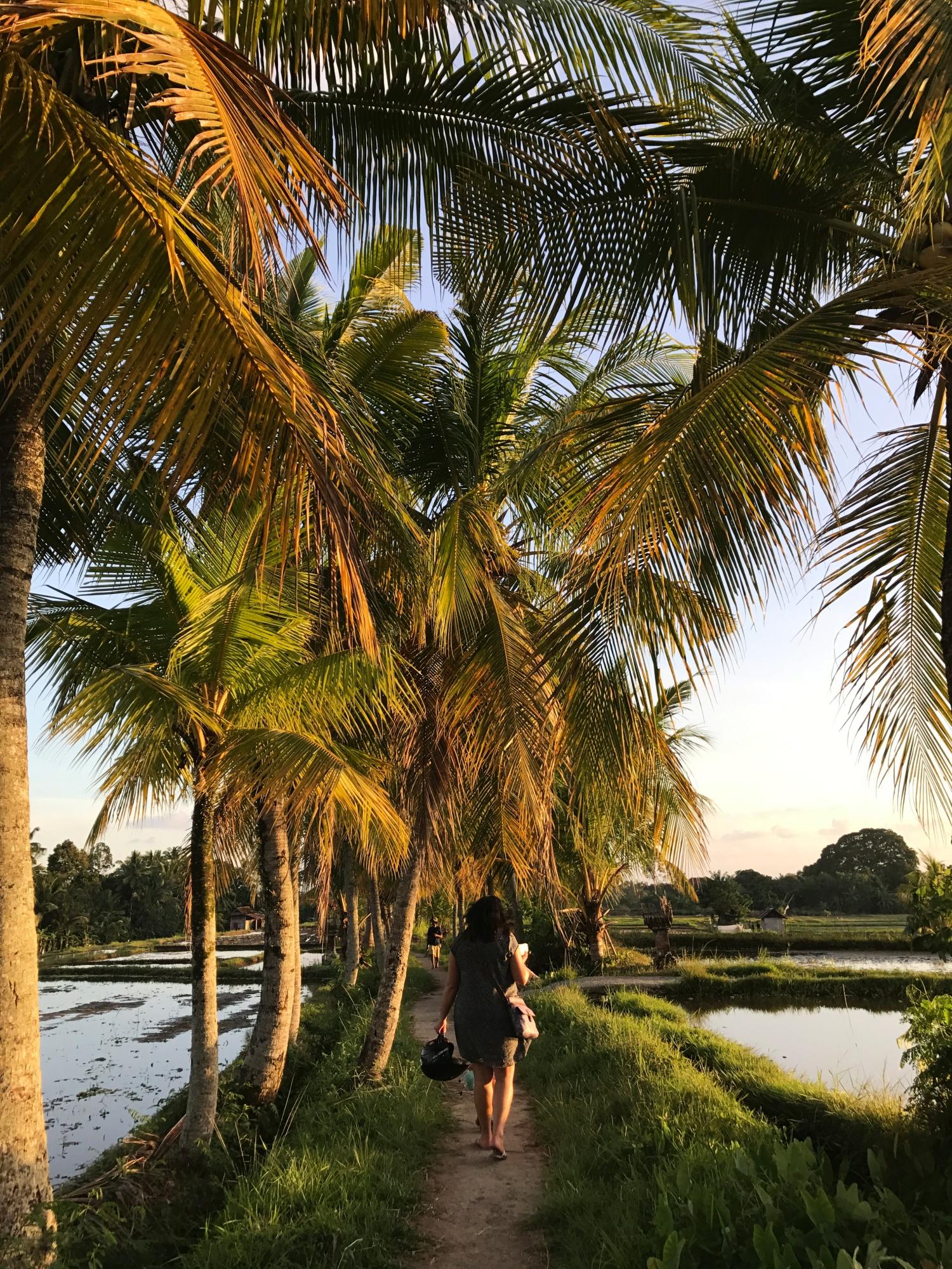 Urlaub Bali