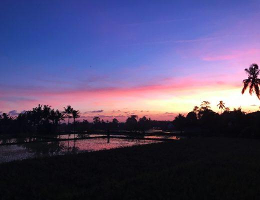 Blind Date auf Bali