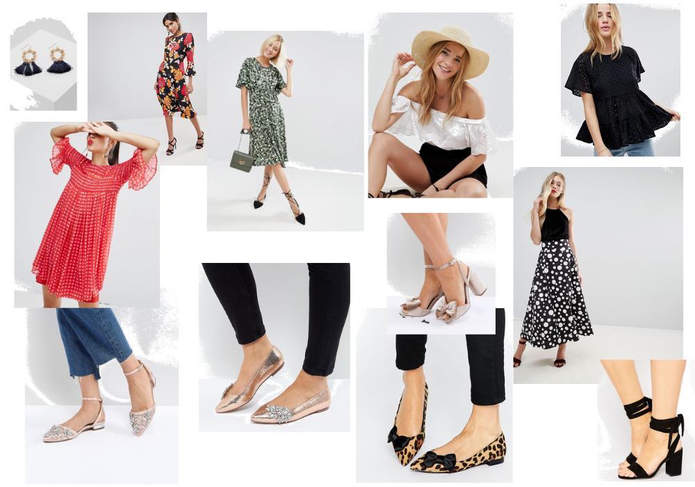 Mode Lieblinge aus dem Netz