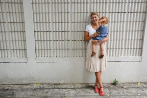 Mommy & Daughter Outfit