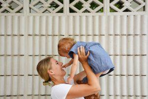 Leben mit Kind