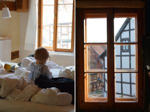 Halbes Haus Quedlinburg
