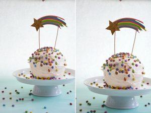 Rezept Piñata Torte