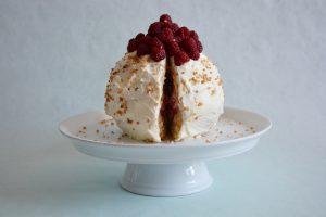 Rezept Himbeer Sahne Torte