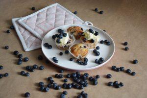 Rezept Muffins mit Heidelbeeren