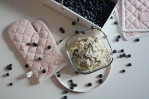 Rezept Heidelbeer Cupcake