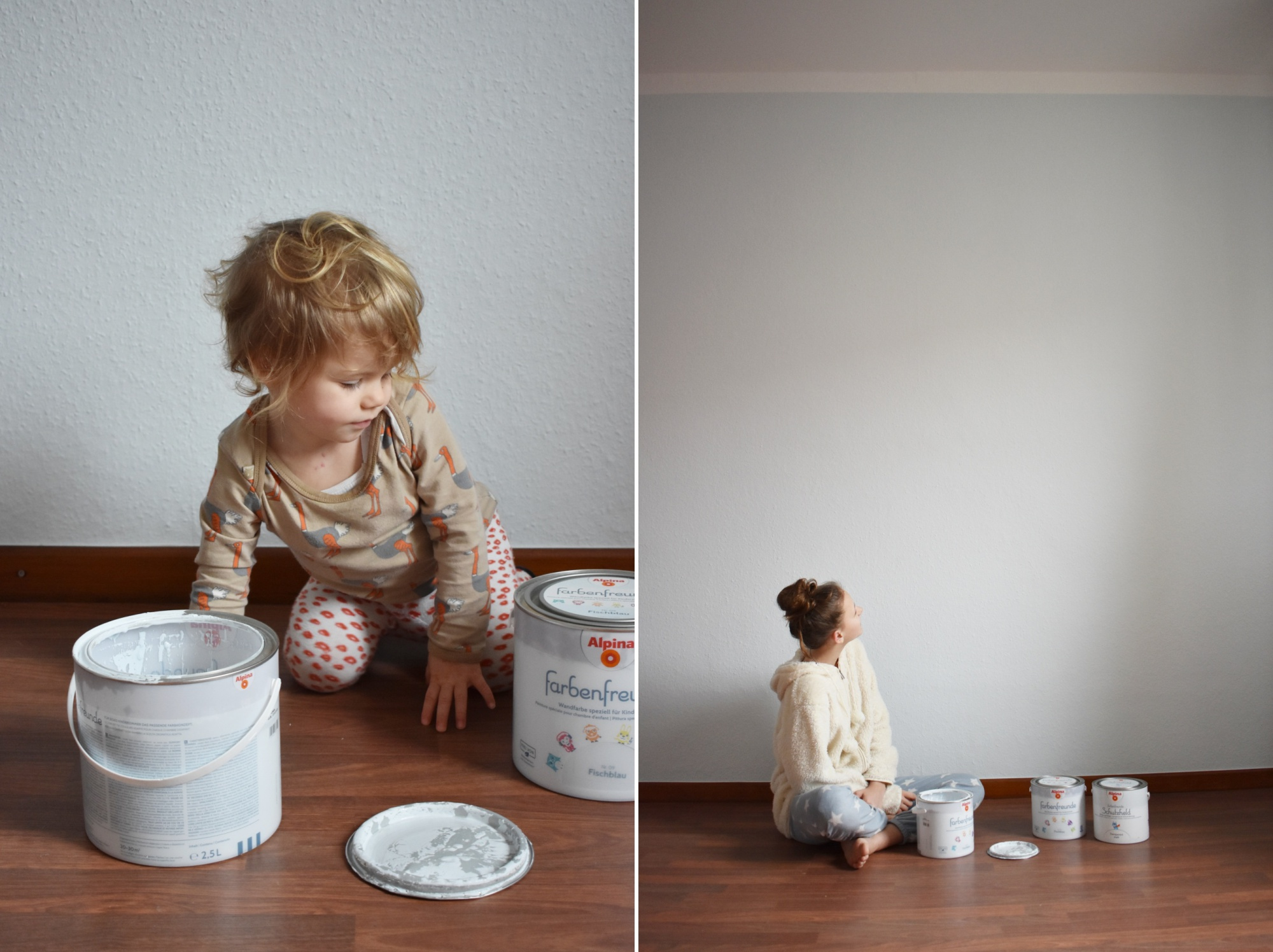 Kinderzimmer Makeover Das Kinderzimmer Bekommt Farbe Oh