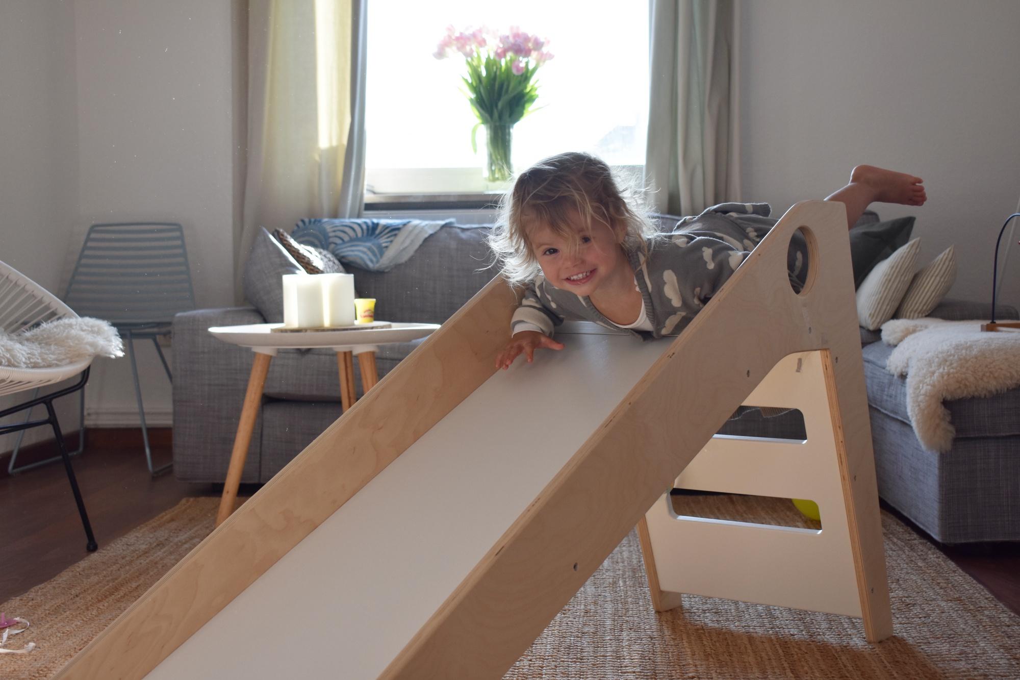 Indoor Rutsche Holz rutsche holz indoor. cheap top zustand indoor holz rutsche ikea