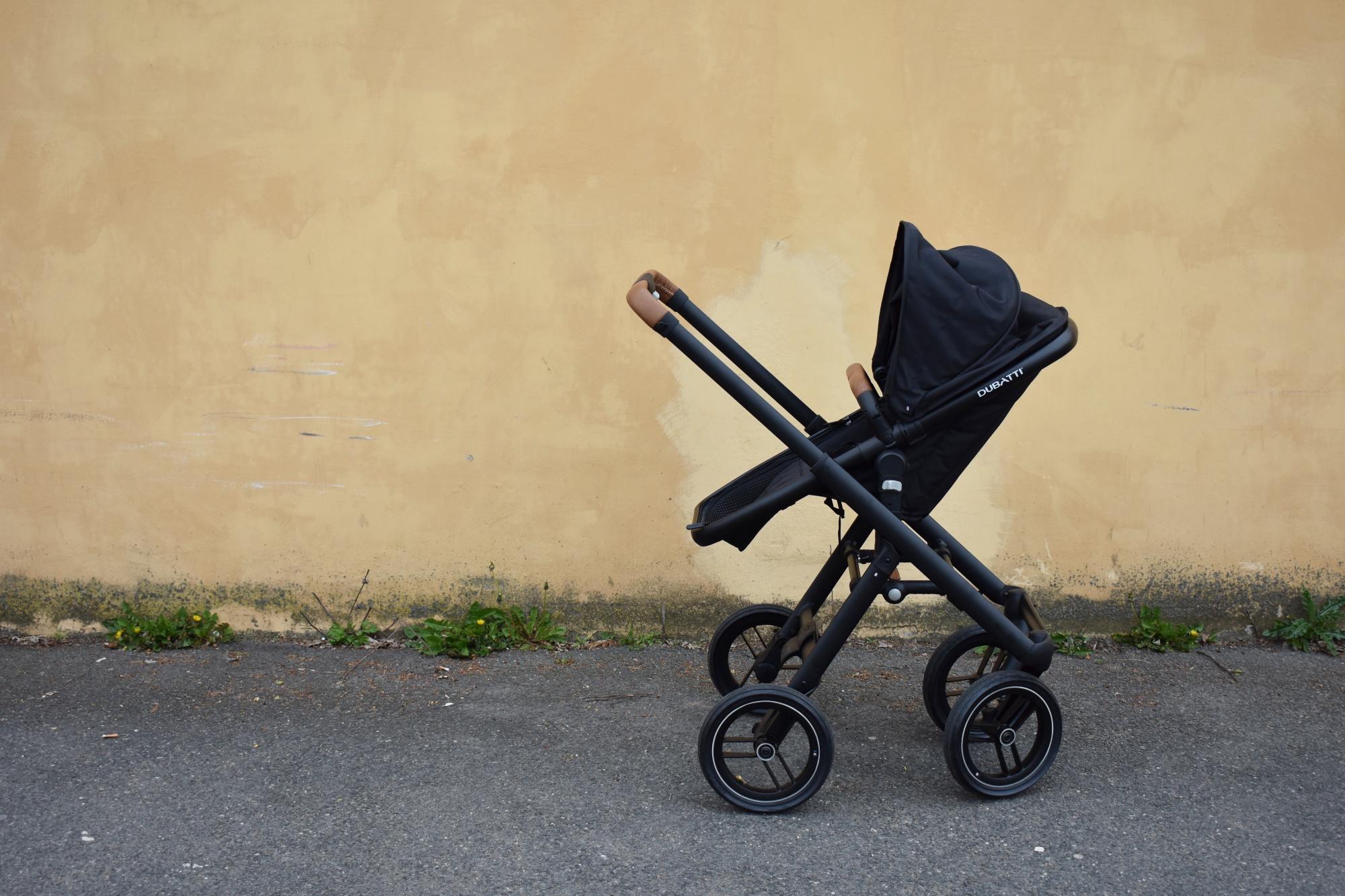 Kinderwagen, Kombi Kinderwagen, Dubatti,