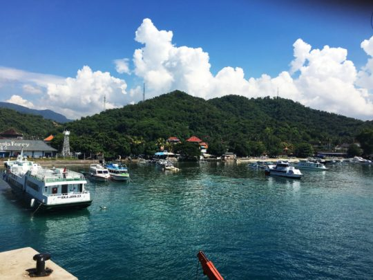 Public Ferry Bali Lombok, Lombok, Reisebericht,