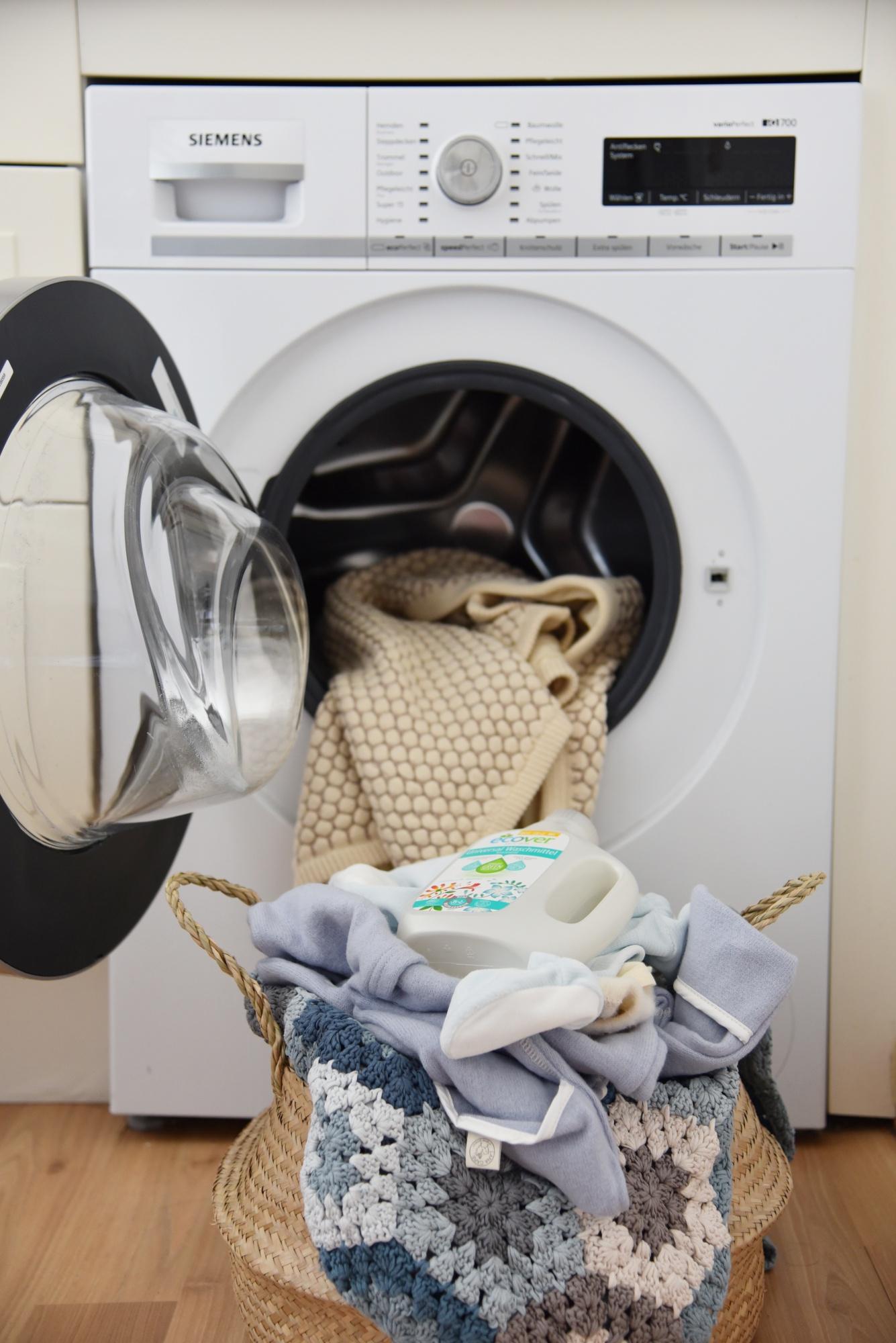 Waschen Tipps