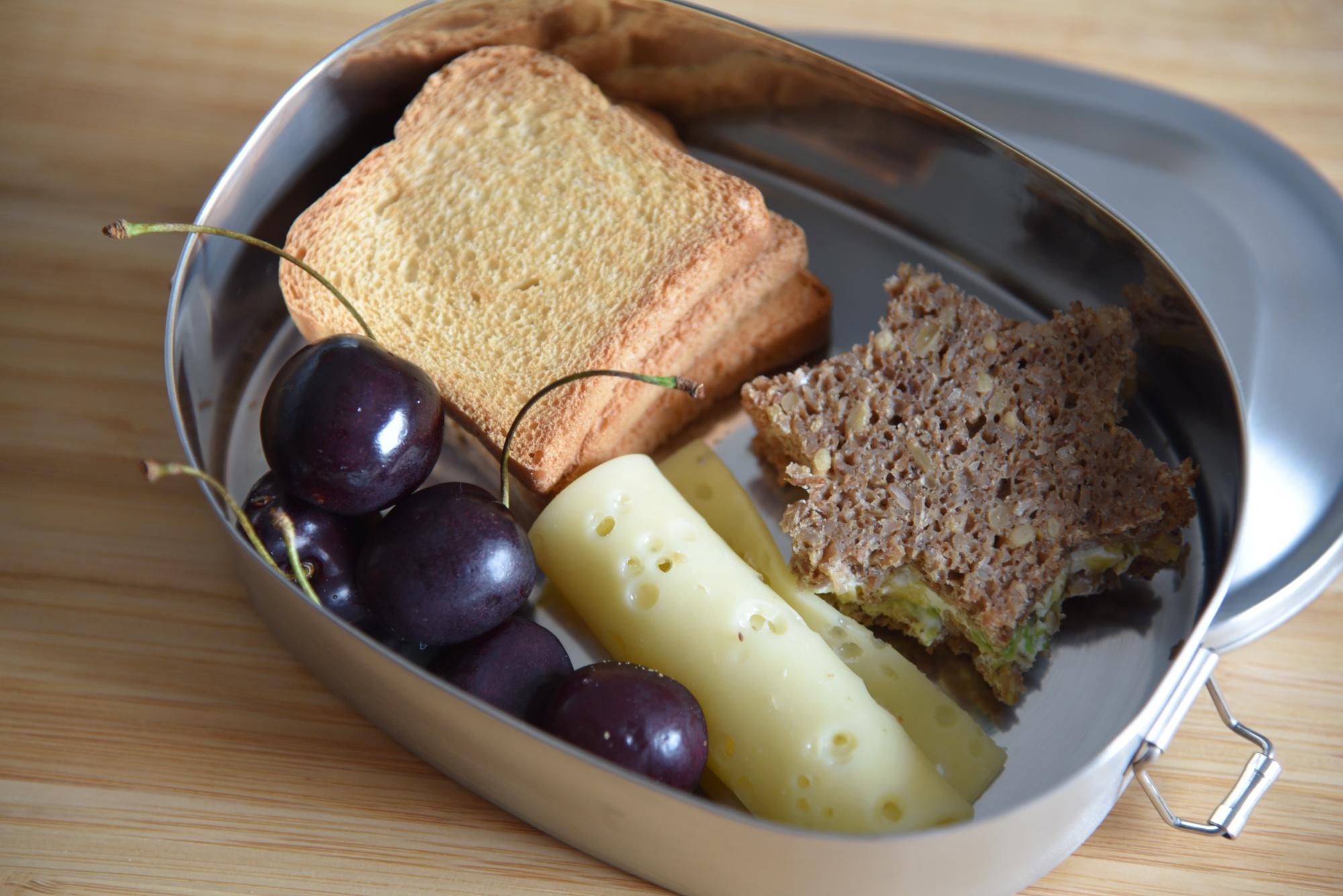 Was kommt in die Brotdose