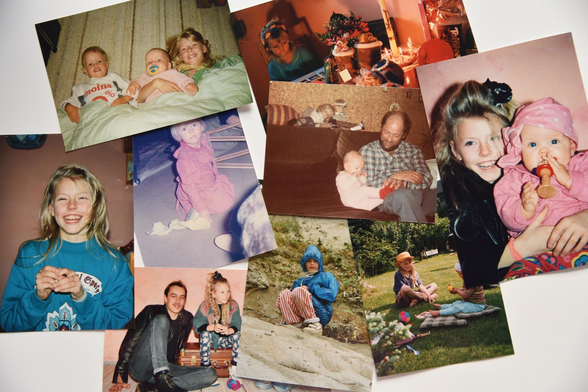 Fotos aus meiner Kindheit