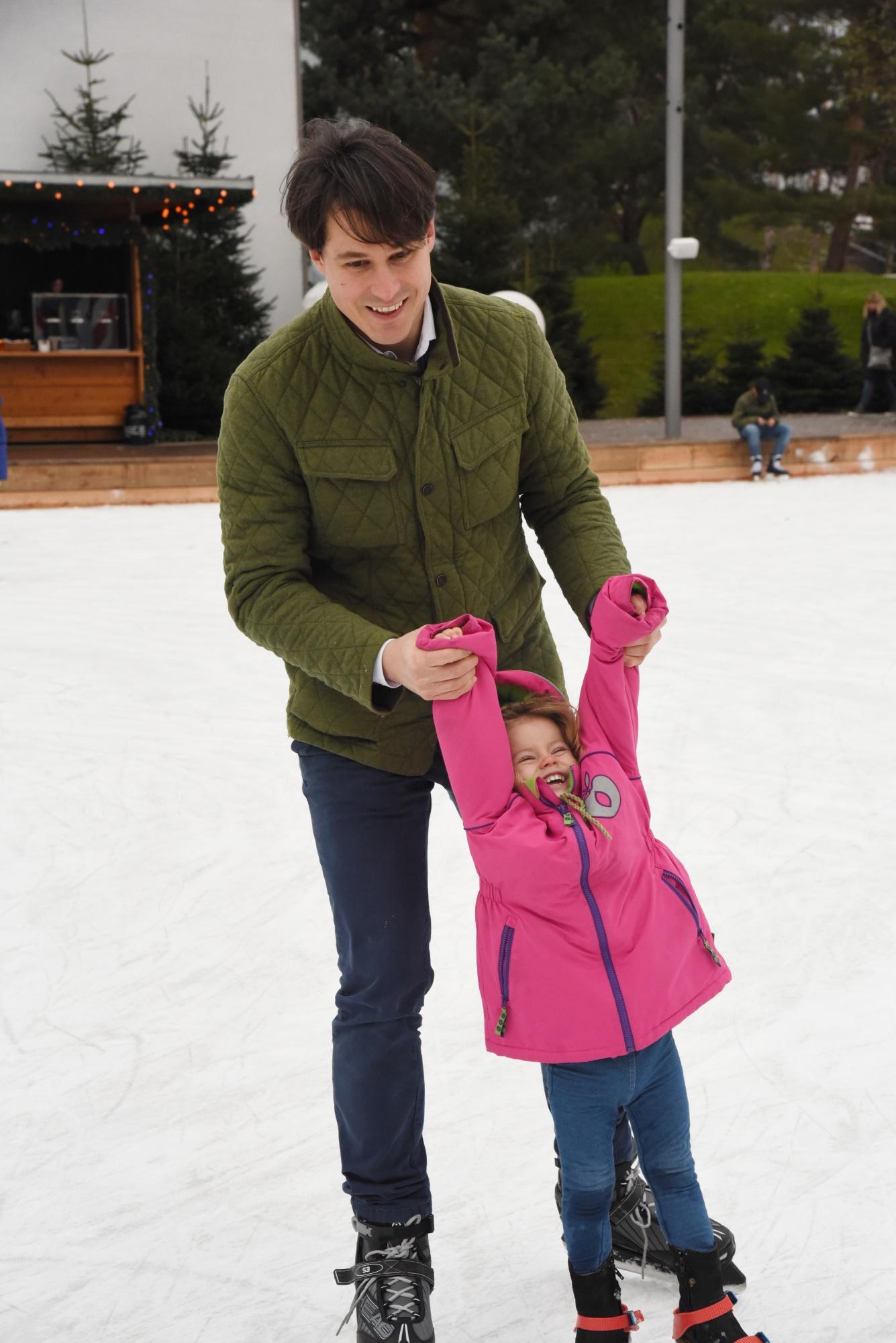 Eislaufen Autostadt