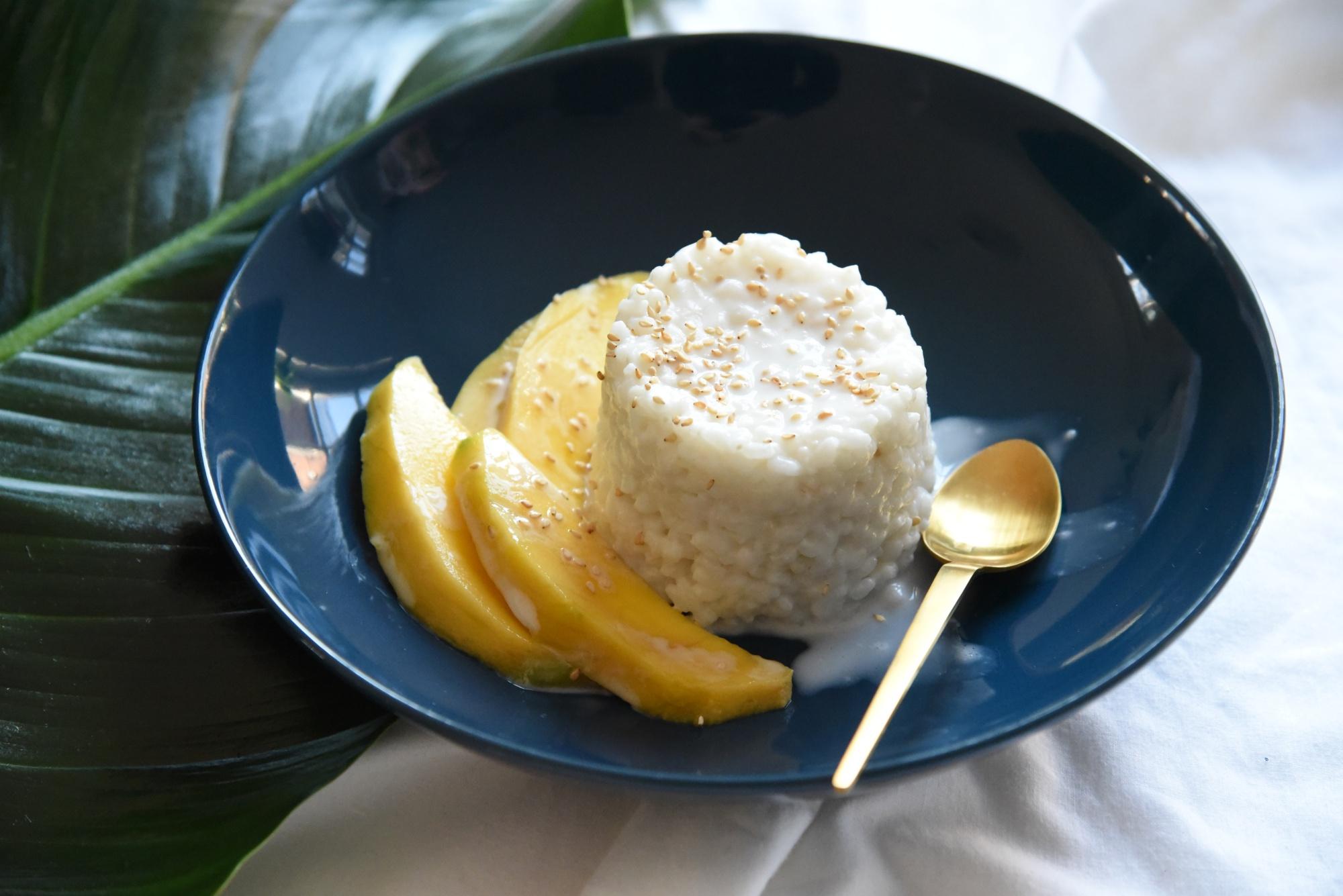 Rezept für Sticky Rice