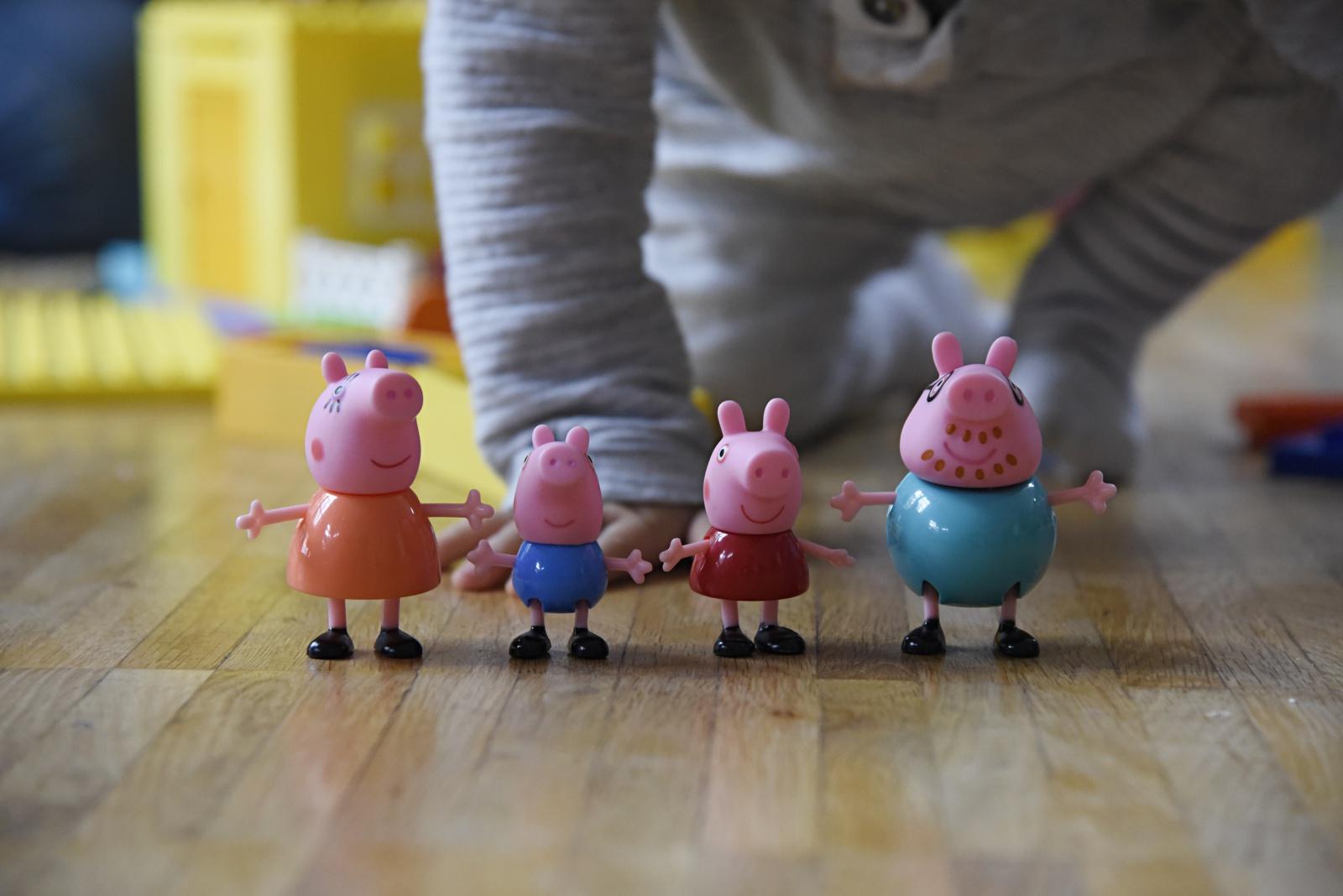 Peppa Wutz Spielzeug