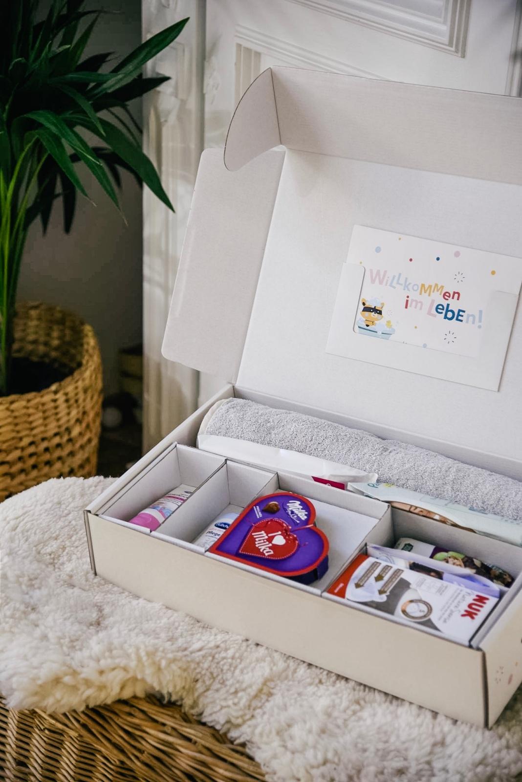 Kaufland Babybox